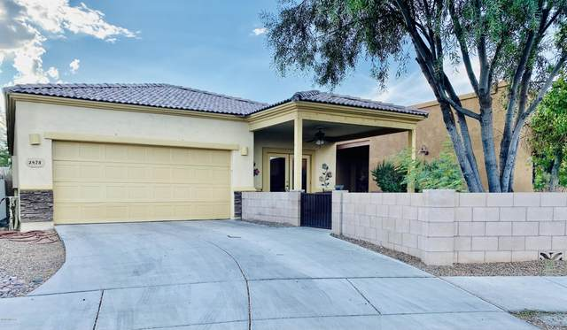 2478 W Silver Vista Place, Tucson, AZ 85745 (MLS #22028859) :: The Property Partners at eXp Realty