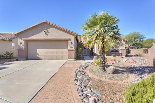 9361 N Cottage Garden Place, Tucson, AZ 85743 (#22028868) :: Keller Williams