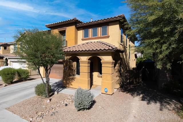 1620 W Homecoming Way, Tucson, AZ 85704 (#22028897) :: Long Realty - The Vallee Gold Team