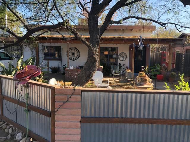 2926 E 19th Street, Tucson, AZ 85716 (#22028909) :: Long Realty Company