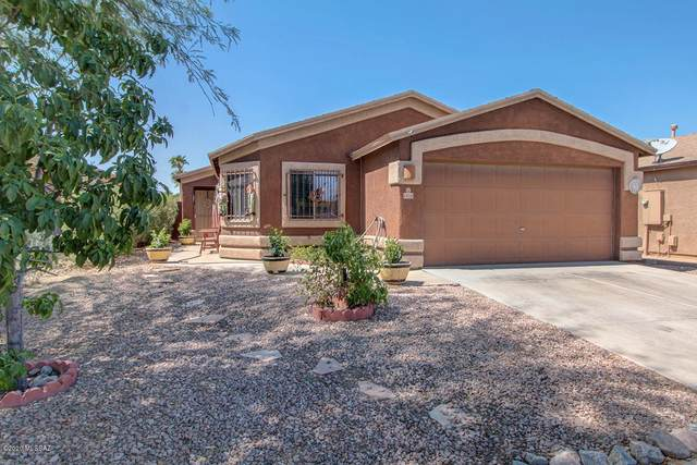 4650 S Paseo Rio Bravo, Tucson, AZ 85714 (#22028917) :: Kino Abrams brokered by Tierra Antigua Realty