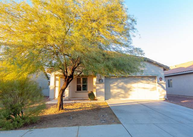 20884 E Reunion Road, Red Rock, AZ 85145 (#22028929) :: Keller Williams