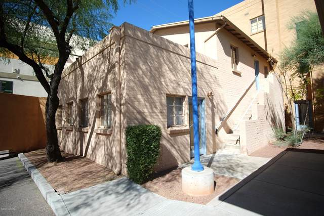 420 S 6th Avenue #104, Tucson, AZ 85701 (#22028935) :: The Local Real Estate Group | Realty Executives