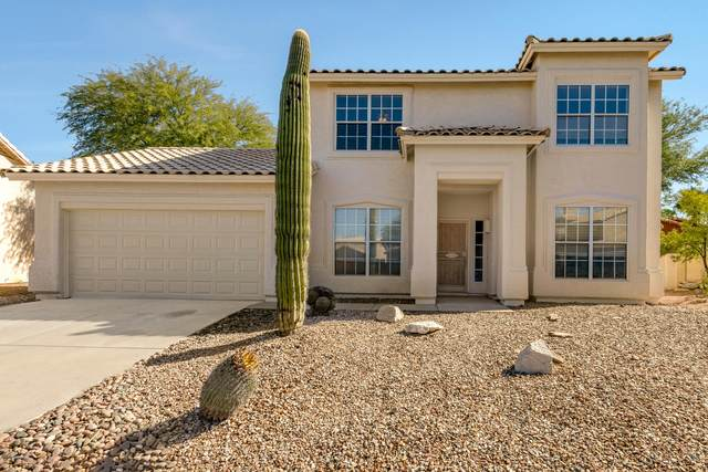 8820 N Rivulet Place, Tucson, AZ 85743 (#22028939) :: Long Realty - The Vallee Gold Team