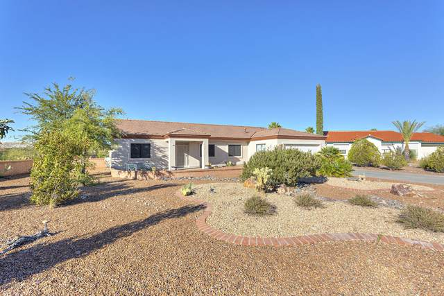 4662 S Desert Grove Court, Green Valley, AZ 85622 (#22028944) :: The Local Real Estate Group | Realty Executives