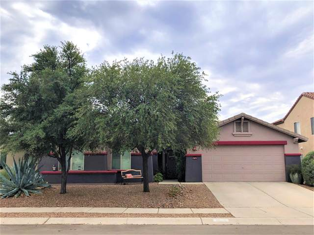 7471 W Colony Park Drive, Tucson, AZ 85743 (#22028987) :: Long Realty - The Vallee Gold Team