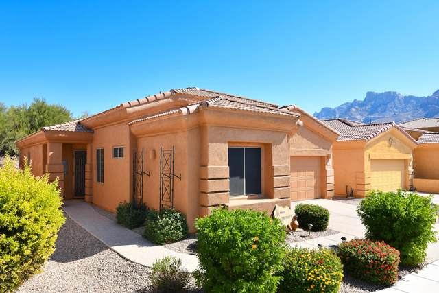 10688 N Hewitt Place, Oro Valley, AZ 85737 (#22028993) :: Long Realty - The Vallee Gold Team