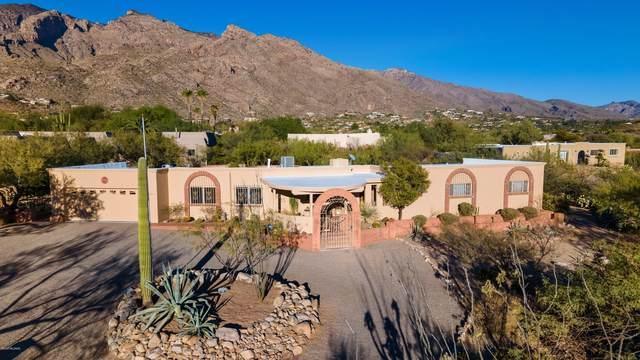 6550 N Montezuma Drive, Tucson, AZ 85718 (#22028998) :: Tucson Property Executives