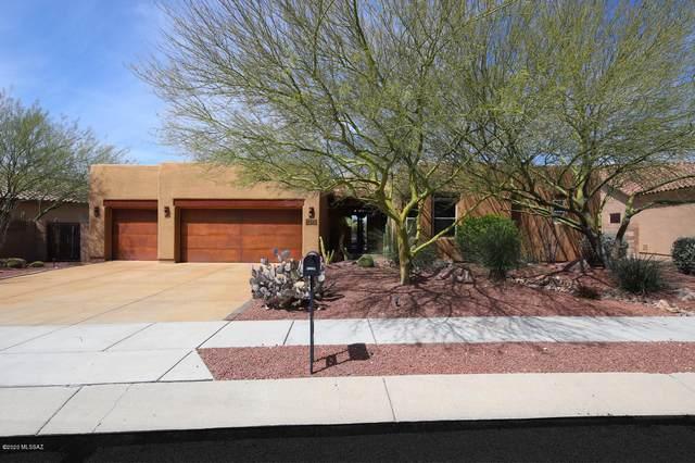 13001 N High Hawk Drive, Marana, AZ 85658 (#22028999) :: Long Realty - The Vallee Gold Team