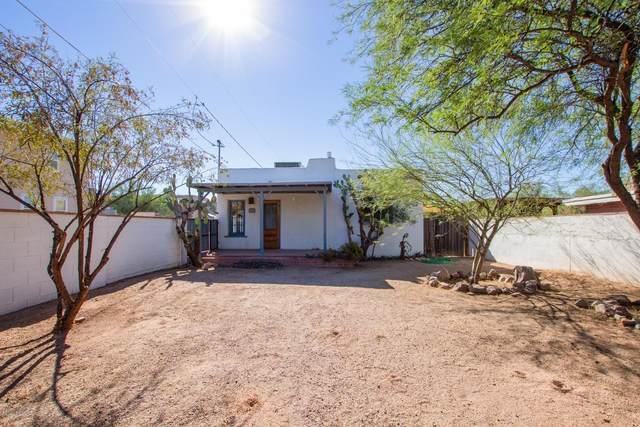 1020 E Halcyon Road, Tucson, AZ 85719 (#22029003) :: Keller Williams