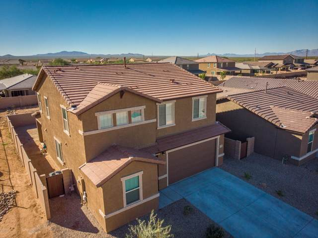 7705 Long Boat Way, Tucson, AZ 85757 (#22029006) :: Tucson Property Executives