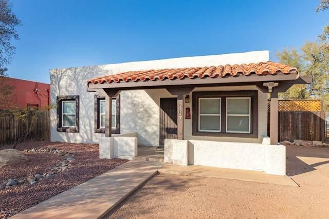 807 E Lee Street, Tucson, AZ 85719 (#22029013) :: Tucson Property Executives