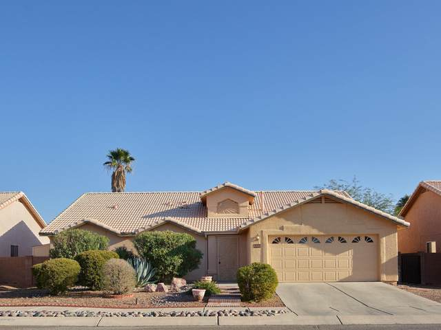 8081 S High Canyon Drive, Tucson, AZ 85747 (#22029028) :: Keller Williams