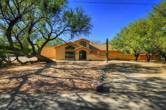 12081 E Fools Gold Circle, Tucson, AZ 85749 (#22029042) :: The Local Real Estate Group | Realty Executives