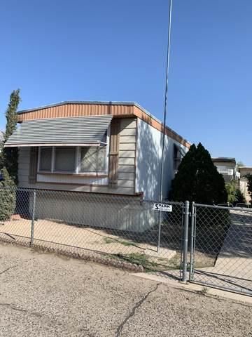 3313 E Milton Road #18, Tucson, AZ 85706 (#22029043) :: Tucson Property Executives