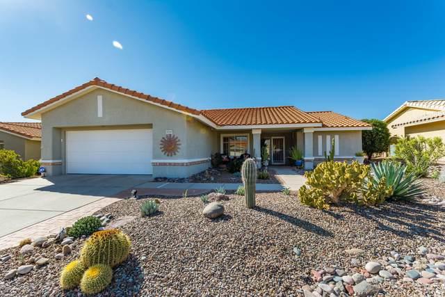2270 E Ruellia Drive, Oro Valley, AZ 85755 (#22029069) :: Keller Williams