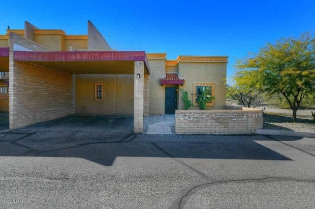 3520 S Mission Road #1, Tucson, AZ 85713 (#22029071) :: Tucson Property Executives