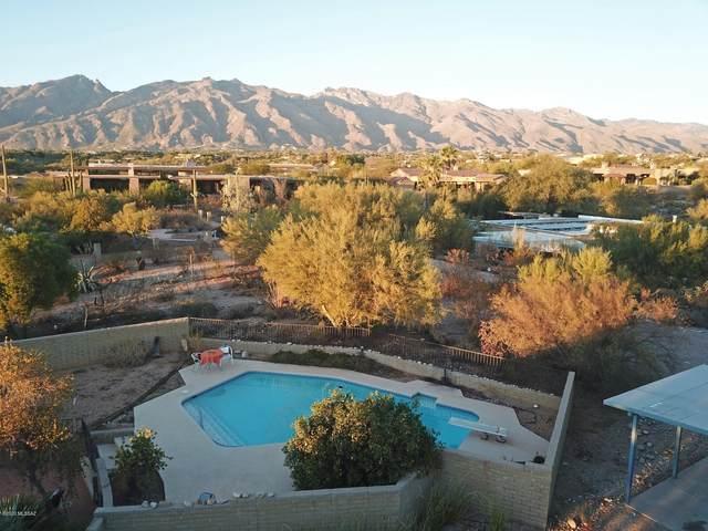 4520 N Avenida De Paz, Tucson, AZ 85718 (#22029094) :: Long Realty - The Vallee Gold Team