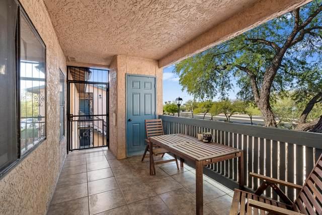 8080 E Speedway Boulevard #408, Tucson, AZ 85710 (#22029096) :: The Local Real Estate Group | Realty Executives