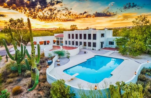 17100 S Camino De Las Quintas, Sahuarita, AZ 85629 (#22029105) :: Long Realty - The Vallee Gold Team