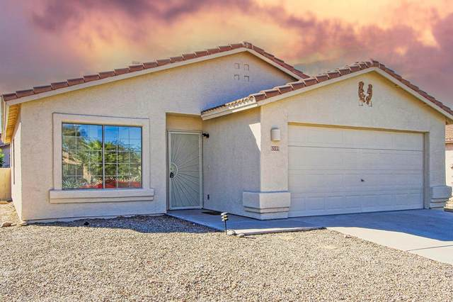 6599 W Tuzigoot Way, Marana, AZ 85743 (#22029126) :: Kino Abrams brokered by Tierra Antigua Realty