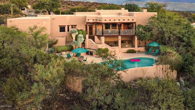 6181 N Paseo Valdear, Tucson, AZ 85750 (#22029127) :: Tucson Property Executives