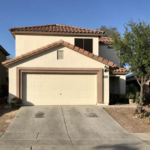 764 W Firehawk Drive, Green Valley, AZ 85614 (#22029129) :: The Local Real Estate Group | Realty Executives