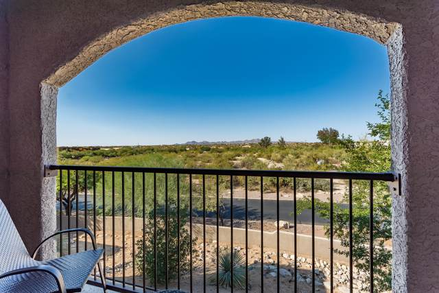1500 E Pusch Wilderness Drive #7203, Oro Valley, AZ 85737 (#22029132) :: The Local Real Estate Group | Realty Executives