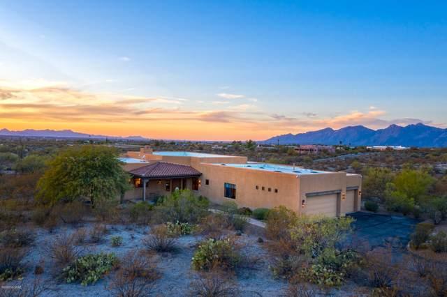 4180 S Escalante Ridge Place, Tucson, AZ 85730 (#22029183) :: The Local Real Estate Group | Realty Executives