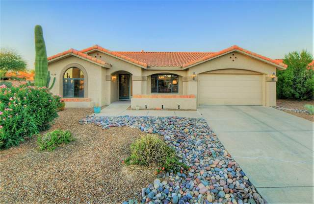 1101 E Haystack Drive, Oro Valley, AZ 85755 (#22029197) :: Keller Williams