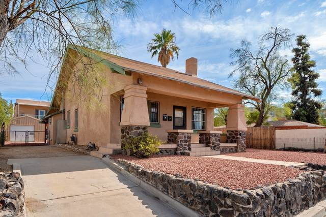 1220 N Euclid Avenue, Tucson, AZ 85719 (#22029202) :: Tucson Property Executives