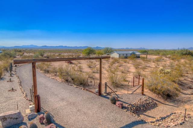 2185 N San Joaquin Road, Tucson, AZ 85743 (#22029204) :: The Local Real Estate Group | Realty Executives