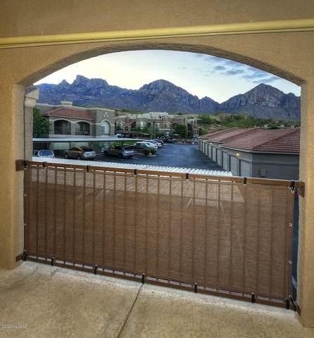 1500 E Pusch Wilderness Drive #7206, Tucson, AZ 85737 (#22029210) :: Keller Williams