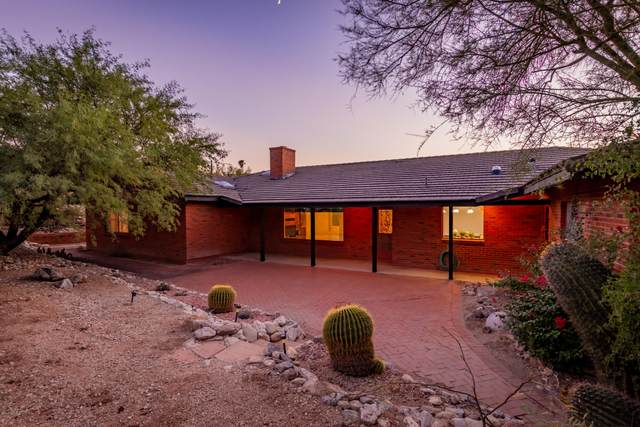 3005 E Camino Juan Paisano, Tucson, AZ 85718 (#22029212) :: Tucson Property Executives