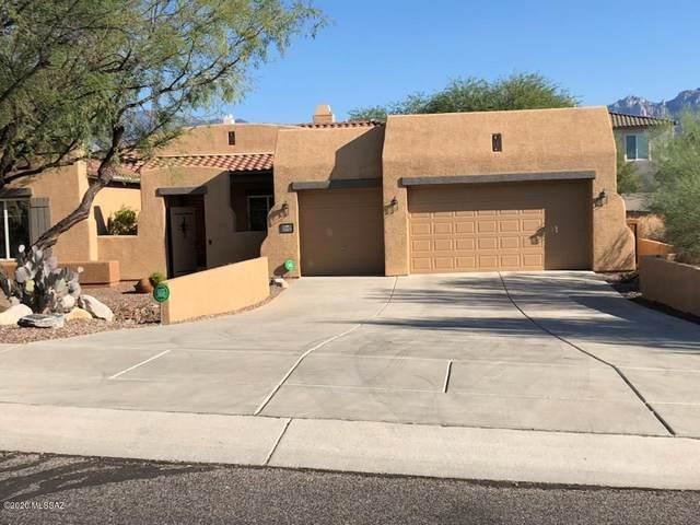 12672 N Piping Rock Road, Oro Valley, AZ 85755 (#22029224) :: Long Realty Company