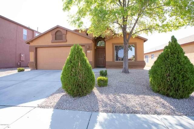 2204 E Calle Sierra Del Manantial, Tucson, AZ 85706 (#22029227) :: Keller Williams