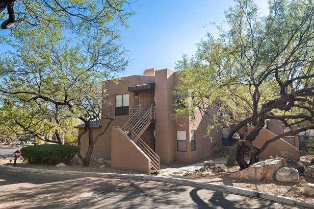 6655 N Canyon Crest Drive #1201, Tucson, AZ 85750 (#22029233) :: Tucson Property Executives