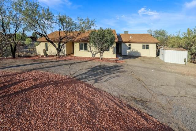 7905 N 1St Avenue, Tucson, AZ 85718 (#22029235) :: Long Realty - The Vallee Gold Team