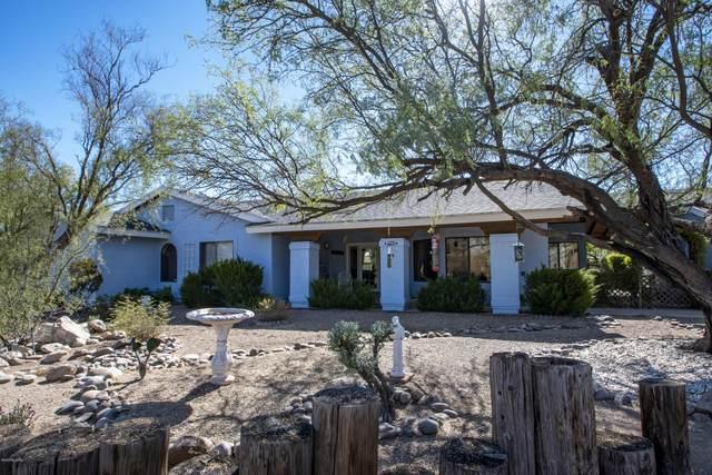 2991 N Melpomene Way, Tucson, AZ 85749 (#22029242) :: The Local Real Estate Group | Realty Executives