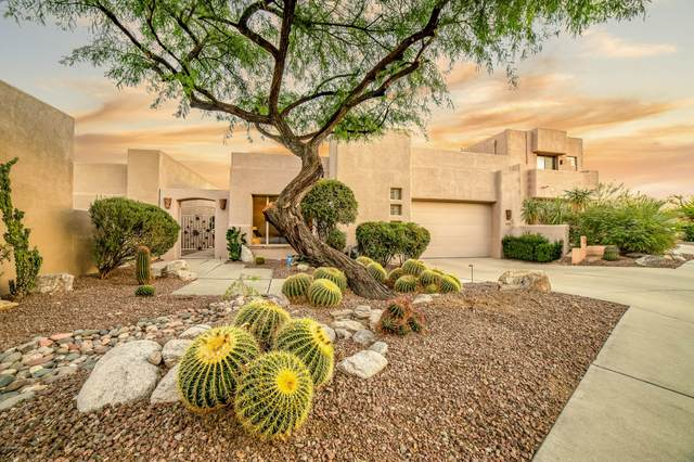 6562 E Ventana Crest Place, Tucson, AZ 85750 (#22029248) :: Tucson Property Executives