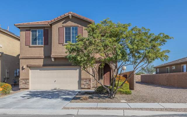 8011 S Dolphin Way, Tucson, AZ 85756 (#22029254) :: Tucson Property Executives