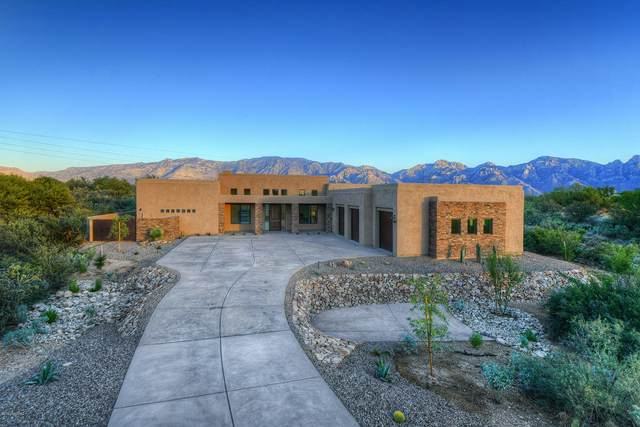 14170 N Silver Cloud Drive, Oro Valley, AZ 85755 (#22029263) :: Keller Williams