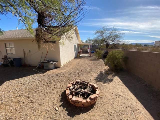 3382 W Via Campana De Oro, Tucson, AZ 85745 (MLS #22029270) :: The Property Partners at eXp Realty