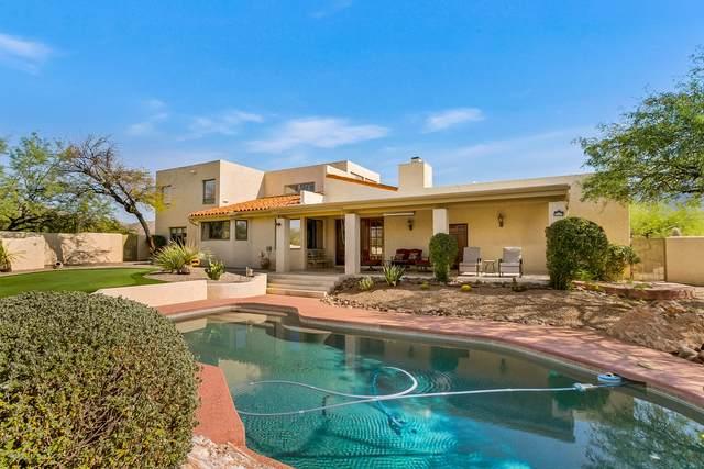 13350 E Camino La Cebadilla, Tucson, AZ 85749 (#22029272) :: The Local Real Estate Group | Realty Executives