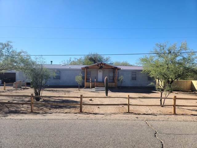 6145 N Sanders Road, Tucson, AZ 85743 (#22029274) :: The Local Real Estate Group | Realty Executives