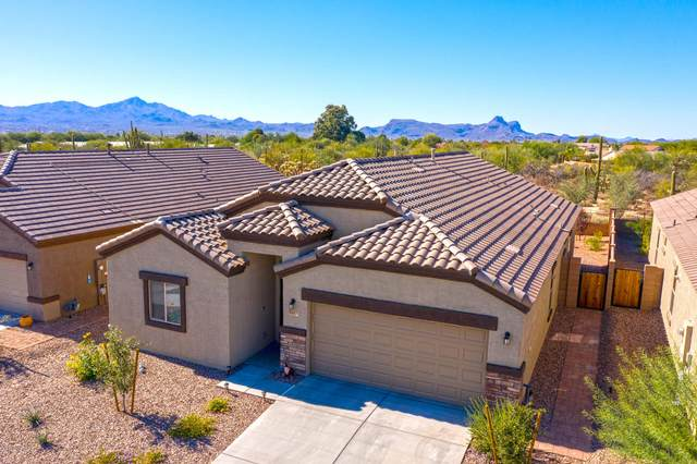 8617 N Egrets Rest Lane, Tucson, AZ 85742 (#22029279) :: Long Realty - The Vallee Gold Team