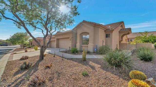13401 N Rancho Vistoso Boulevard #186, Oro Valley, AZ 85755 (#22029281) :: Keller Williams