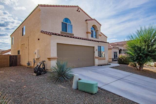 8253 W Canvasback Lane, Tucson, AZ 85757 (#22029283) :: Tucson Property Executives