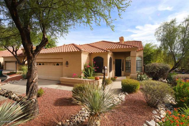 5972 N Golden Eagle Drive, Tucson, AZ 85750 (#22029284) :: Tucson Property Executives