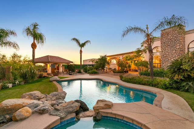11555 E Pantano Trail, Tucson, AZ 85730 (#22029296) :: The Local Real Estate Group | Realty Executives